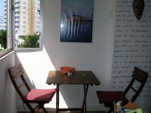 Furnished studio in the center of Puerto de la Cruz,