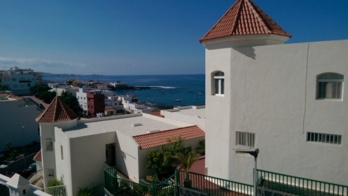 Apartament La Caleta, 2 Bedrooms, seaview