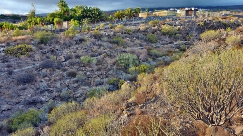Fantastic Plot with Perfect Layout and Breathtaking Views of Playa San Juan & La Gomera