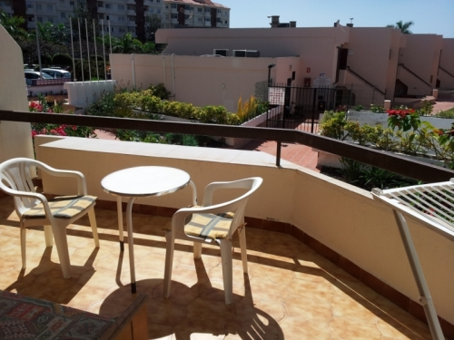 Two-bedroom apartment in Los Cristianos