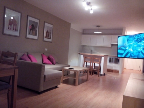 Beautiful penthouse, sunny and quiet, completely refurbished,
