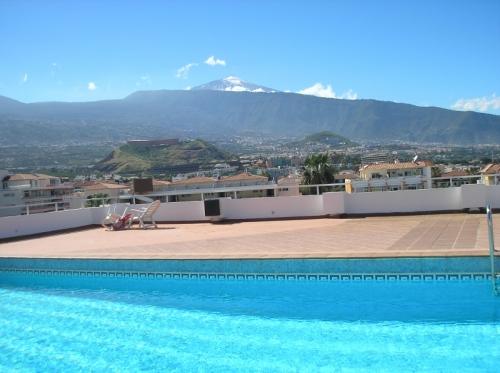 Gelegenheit im La Paz! Studio mit 30m2 Terrasse!
