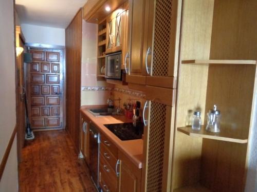 renovated studio for rent in the centre of puerto de la cruz.