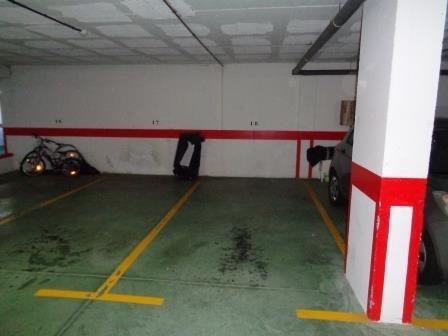 Parkplatz im Anlage im La Quinta Park!