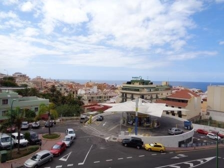 Attention! Furnished studio in the center with sea view and sunny!