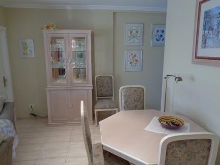 La Paz! 2 Schlafzimmer und 2 bäder! Terrasse, Parkplatz, Beheizter Pool, Blick, Sonnig.....