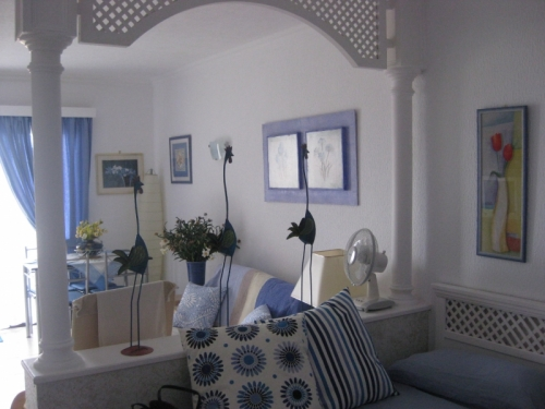 Opportunity in the center of the city! Furnished studio with sea views!