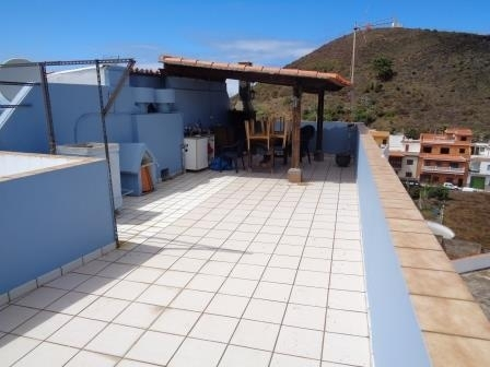Canarian house with roof terrace, views, sun ...!
