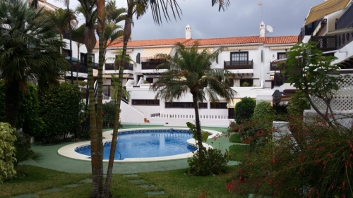 La Paz! Very nice apartment with heated pool