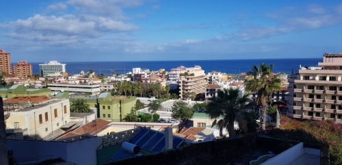 Opportunity! Central apartment in Puerto de la Cruz. 67 m2 distributed over 2 bedrooms