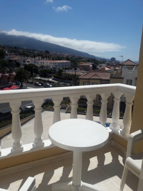 Sunny apartment, bright and in perfect condition, panoramic views