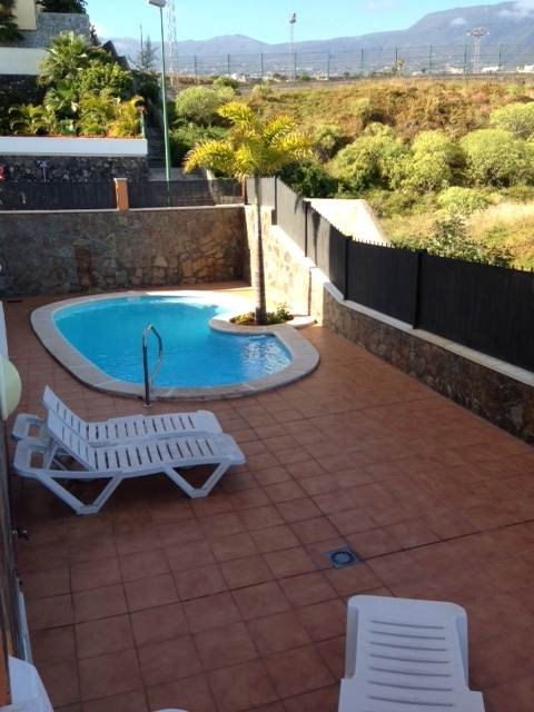 Great apartment in residential, sunny and very quiet area, on the ground floor,
