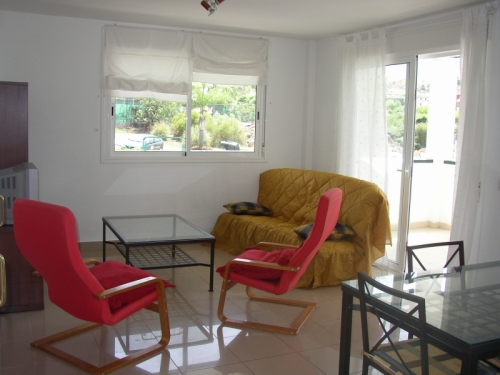 1 bedroom apartment located in a quiet area with Teide views, community pool